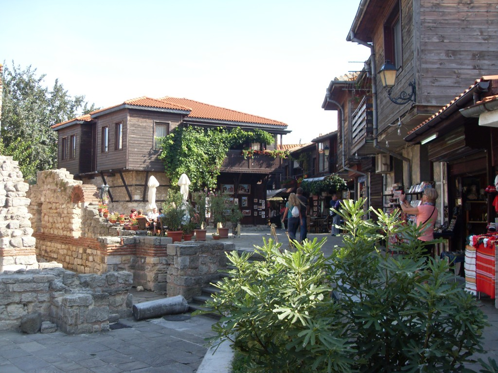 Small shops Old Nessebar
