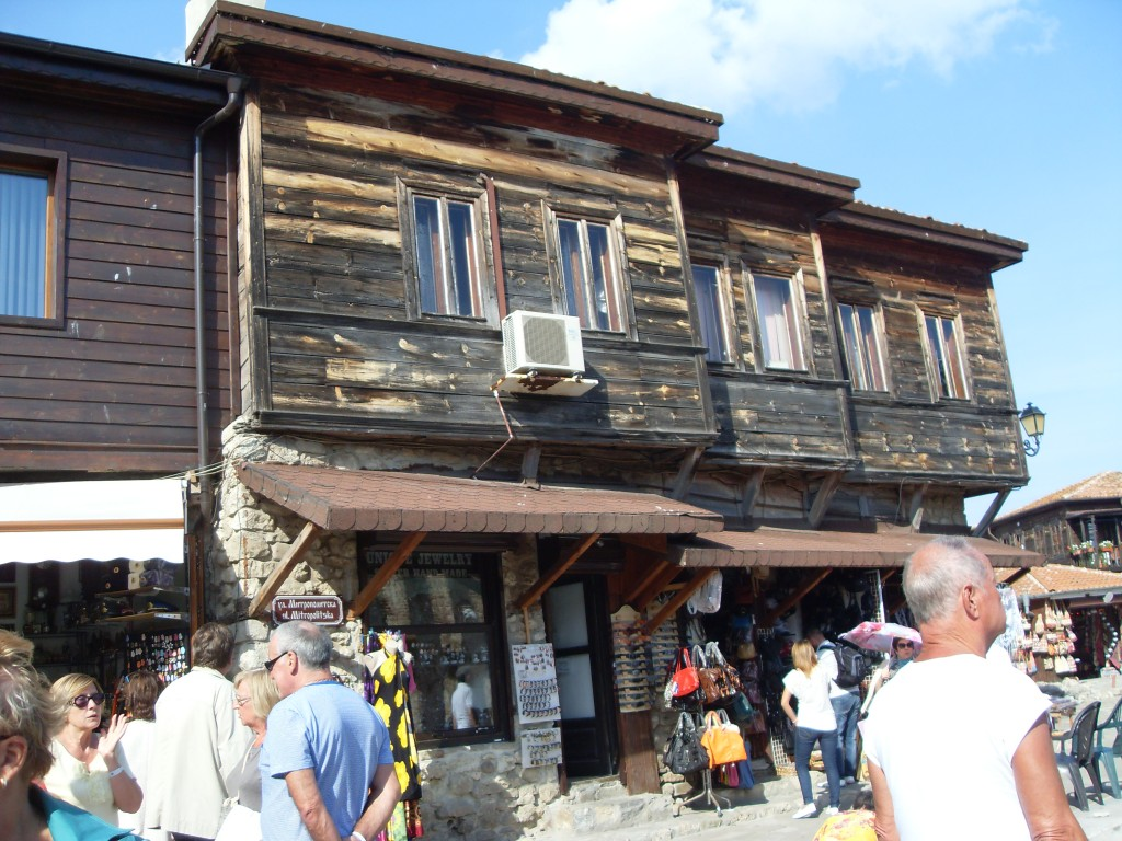 Shops Old Nessebar