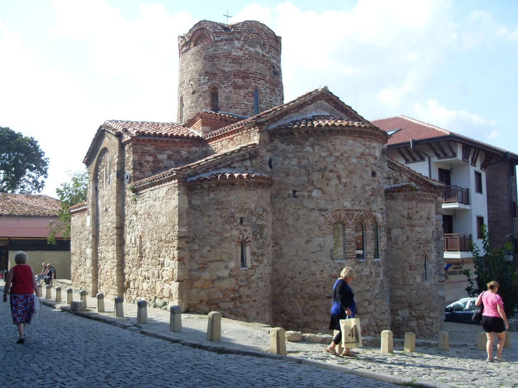 Old church Nessebar